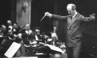 Música Clássica: Wilhelm Furtwängler interpreta sinfonias de Beethoven