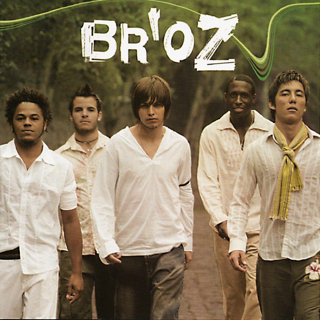 Br'Oz relança álbum de 2003 e anuncia novo single