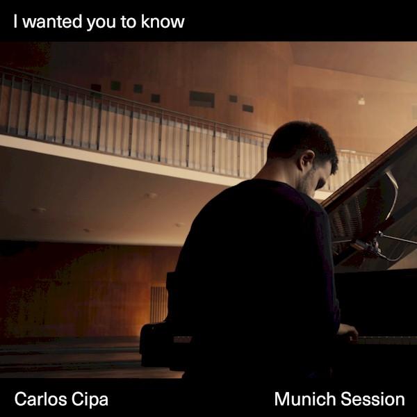 """Música Clássica: alemão Carlos Cipa lança """"I Wanted You to Know"""""""