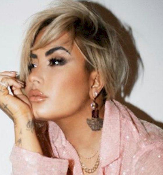 Demi Lovato celebra dia dedicado à maconha nos EUA