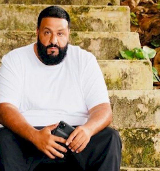 """DJ Khaled diz que novo álbum está """"98 por cento pronto"""""""