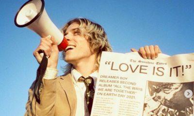 "Dreamer Boy anuncia o novo álbum ""All The Ways We Are Together"""