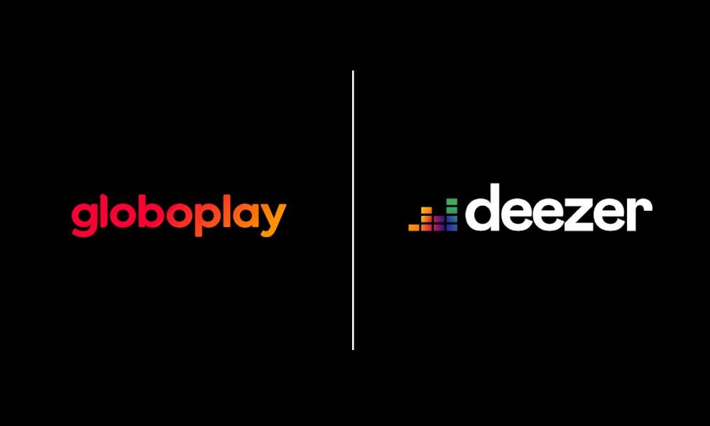 Globoplay e Deezer fecham parceria inédita no Brasil