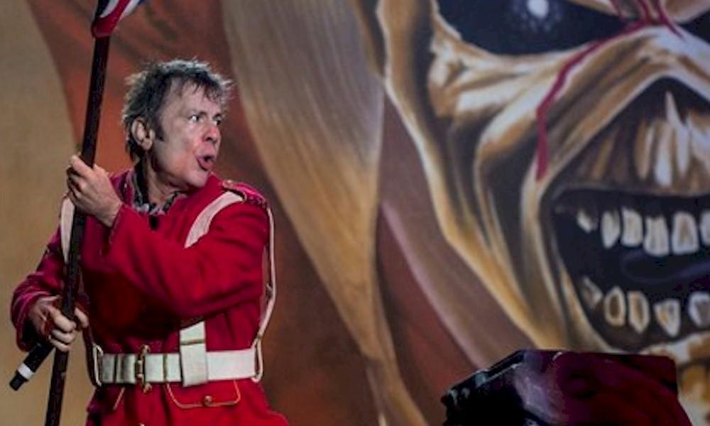 Iron Maiden: Bruce Dickinson anuncia palestras em agosto