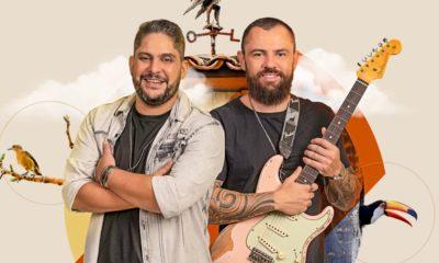 """Jorge & Mateus lançam novo álbum """"Tudo em Paz"""" com inéditas"""