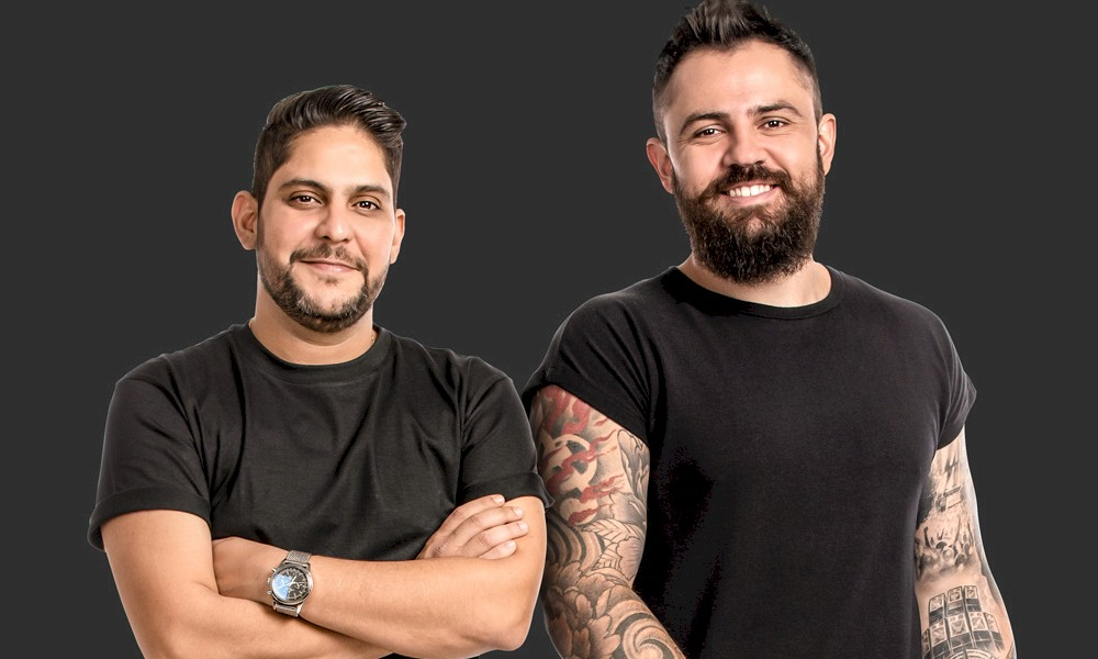 Novo álbum de Jorge & Mateus é o quarto mais ouvido no mundo pelo Spotify