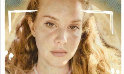 "Lana Del Rey anuncia o novo álbum ""Blue Banisters"" para julho"