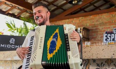 """Luan Estilizado lança novo EP """"Luan no Churrasco"""" com inéditas"""