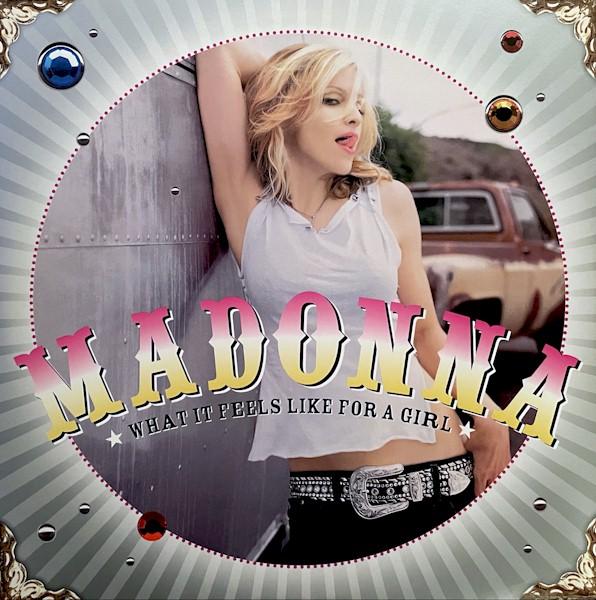 Madonna relança hit de 2000 com maxi-single e vídeo