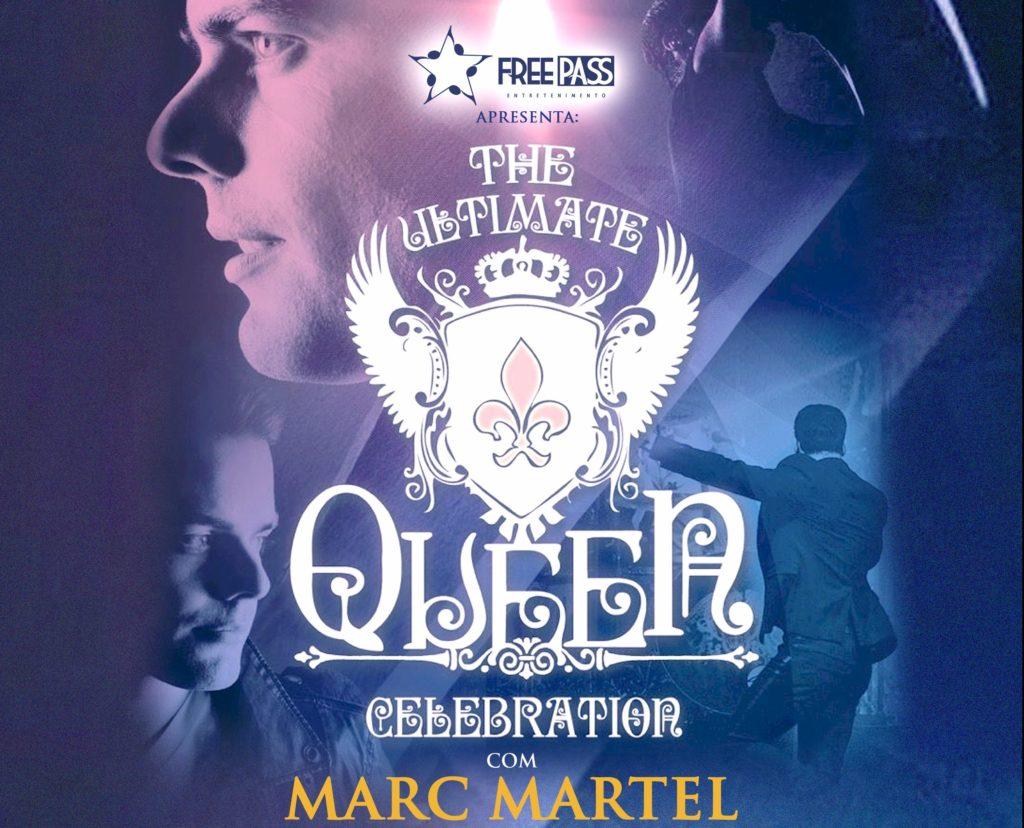 The Ultimate Queen Celebration por Marc Martel