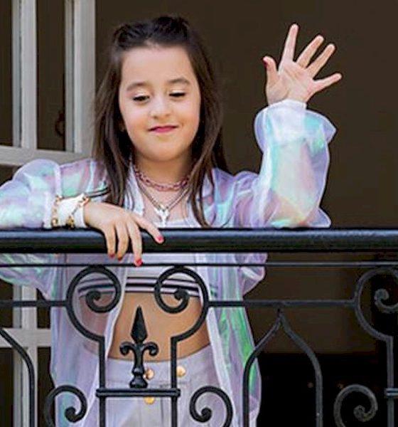 Marcela Jardim, compositora de 8 anos, ganha destaque nas redes