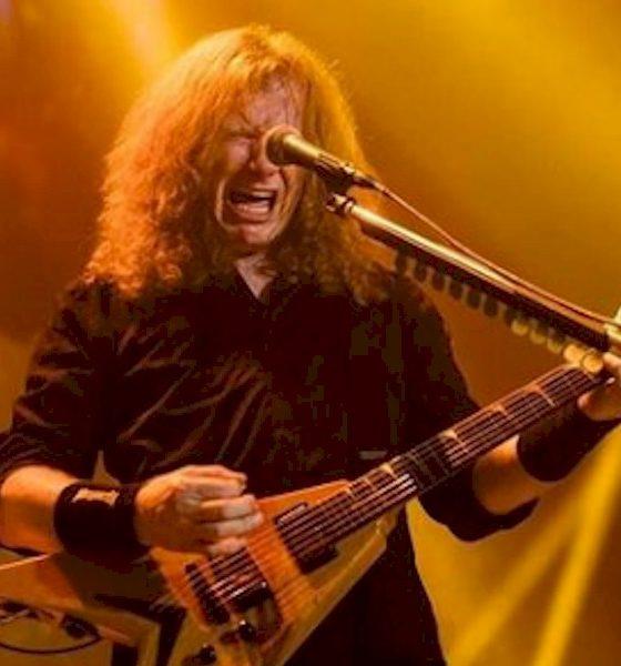 Megadeth está próximo de finalizar seu novo álbum
