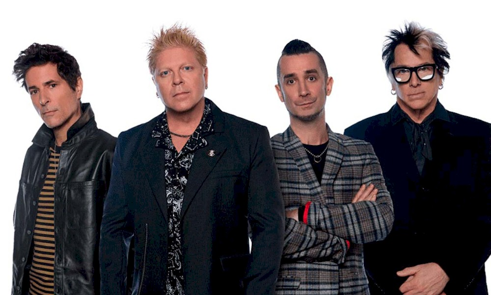 """The Offspring lança a inédita """"We Never Have Sex Anymore"""""""