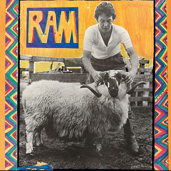 """Paul McCartney anuncia a reedição em vinil de """"Ram"""""""