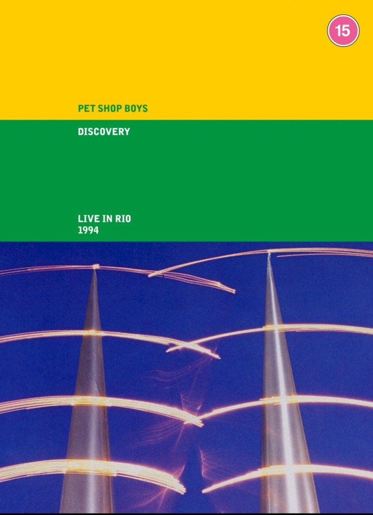 """Pet Shop Boys lança álbum duplo ao vivo """"Discovery"""" gravado no Rio em 1994"""