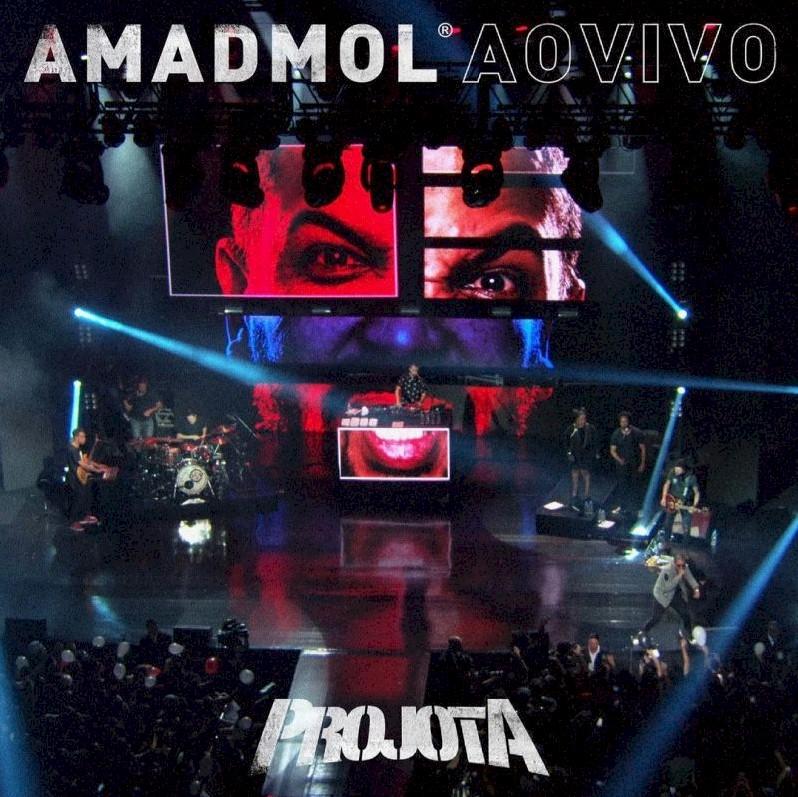 """Após BBB21, rapper Projota lança álbum ao vivo """"AMADMOL"""""""