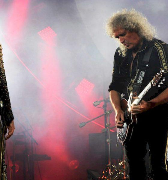 Queen está gravando novas músicas