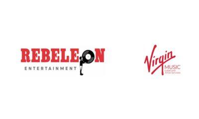 Universal Music anuncia união da Rebeleon com Virgin Music