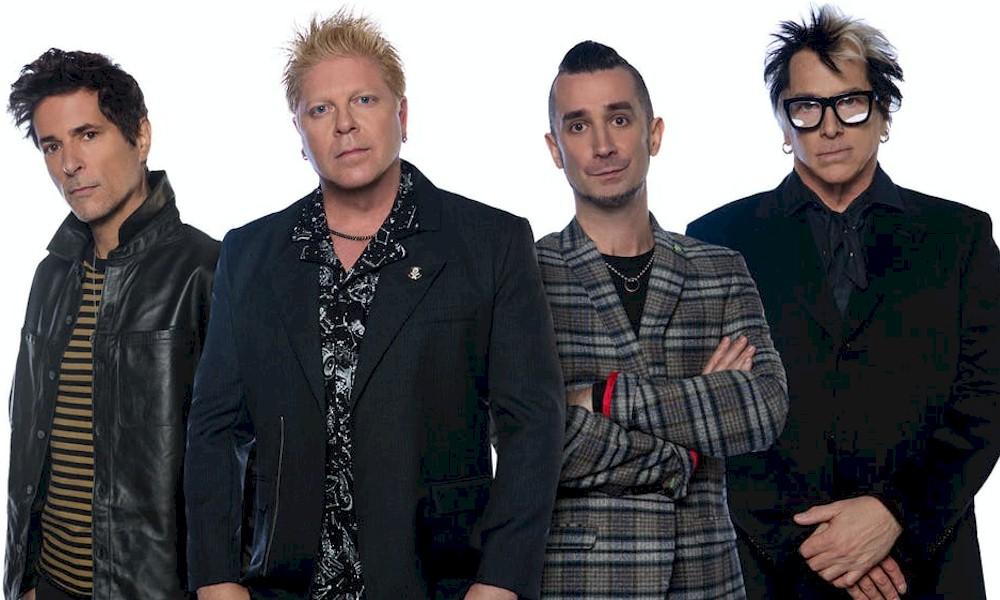 Novo álbum do Offspring cresce 181% na Deezer