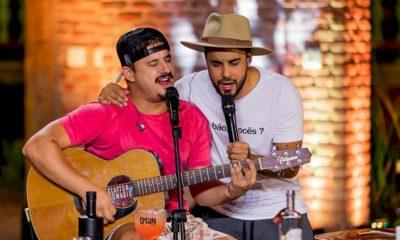 """Clayton & Romário liberam dois clipes do EP """"O Melhor das Lives"""""""