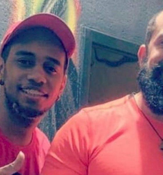 """Kaysar, de No Limite, se une a MC Andynho Ramos em """"Câmera Lenta"""""""