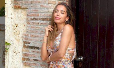 Anitta revela que gravou música em francês