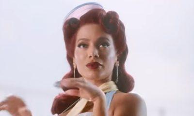 """Anitta: """"Girl From Rio"""" é a segunda faixa mais pedida em rádio dos EUA"""