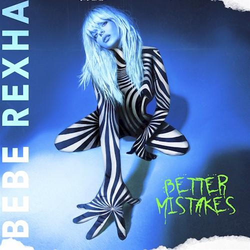 """Bebe Rexha lança """"Better Mistakes"""", o segundo álbum de sua carreira"""
