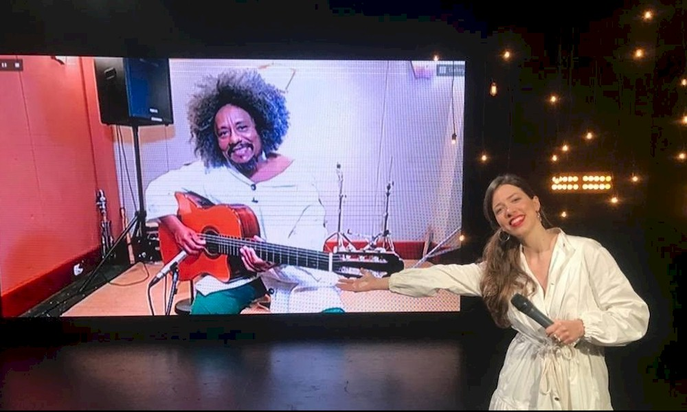 Chico César apresenta seus grandes sucessos na TV Cultura