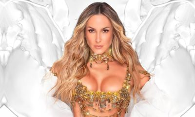"Claudia Leitte assista ao making of do clipe ""Agradece"""