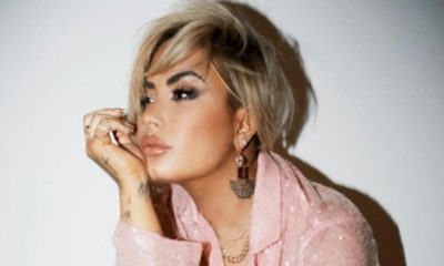 "Demi Lovato: ouça o remix de ""Met Him Last Night"" do DJ Dave Audé"