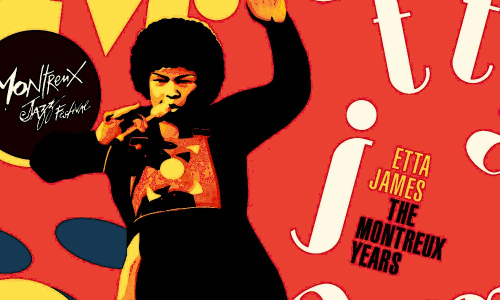 Single ao vivo de Etta James em 1993 é lançado nas plataformas digitais