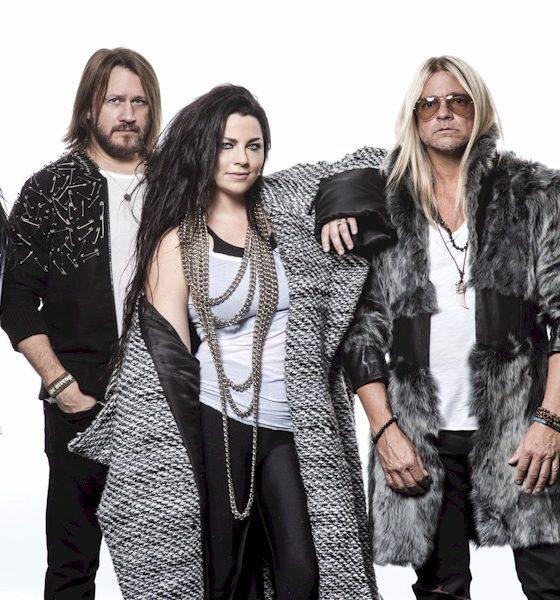 Evanescence apresenta live gratuita nesta quinta-feira