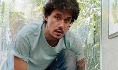 """John Mayer revela que seu novo álbum """"estreará muito em breve"""""""