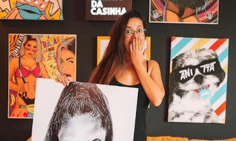 Juliette desiste de parceria musical com Luan Santana