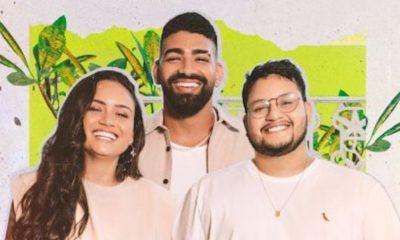 """Luiza & Maurílio inicia parceria inédita com Dilsinho em """"Para Em Mim De Novo"""""""