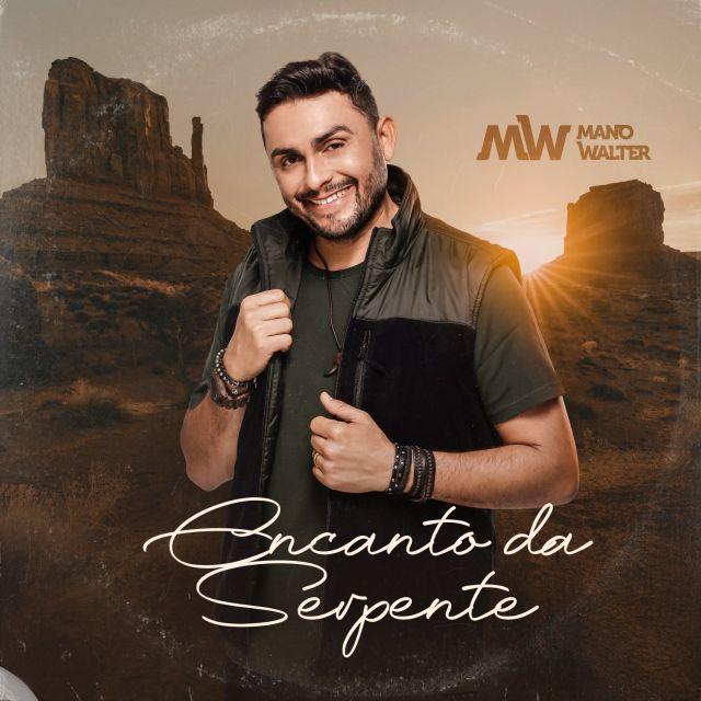 """Mano Walter lança EP """"Encanto da Serpente"""" e aposta em clipe 4D da faixa-título"""
