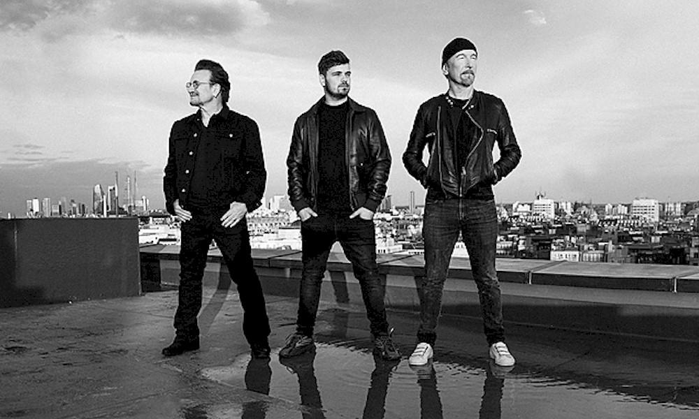 "Martin Garrix se une a Bono e The Edge para o single ""We Are The People"""