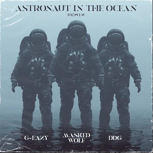 "Masked Wolf lança remix de ""Astronaut in the Ocean"" com G-Eazy e DDG"