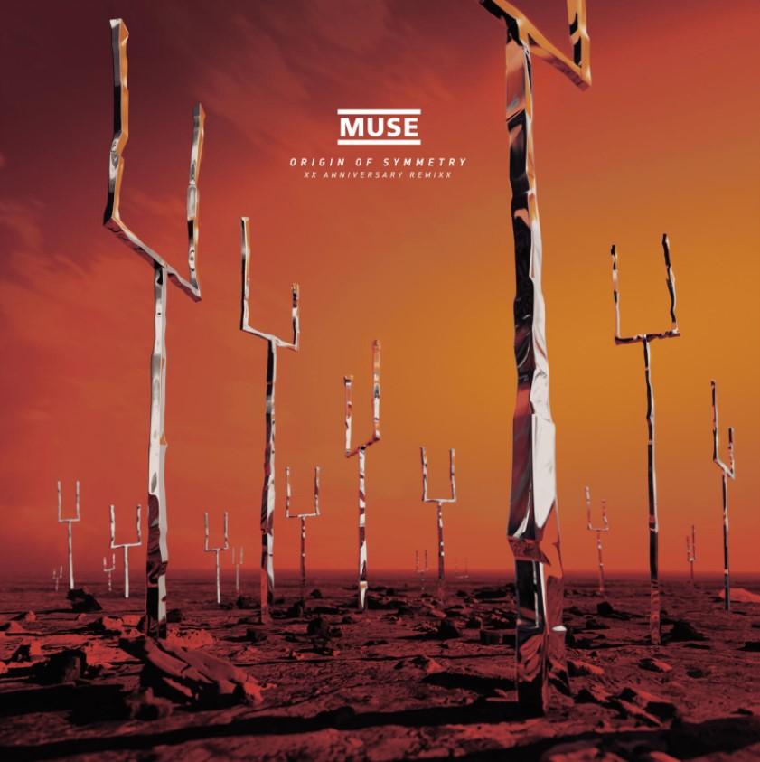"""Muse anuncia edição de 20 anos do álbum """"Origin Of Symmetry"""""""