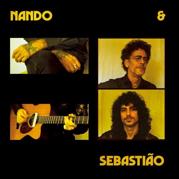 """Nando Reis lança o álbum acústico """"Nando & Sebastião"""""""