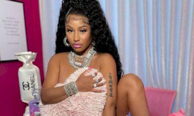 Nicki Minaj revela que tocou Enya para seu filho durante a gravidez