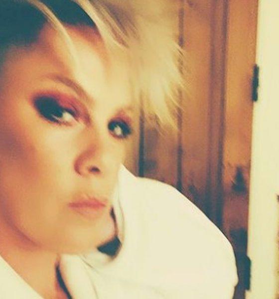 A cantora Pink será homenageada na premiação Billboard Music Awards que acontecerá no dia 23 de maio em Los Angeles (EUA). Ela se tornará