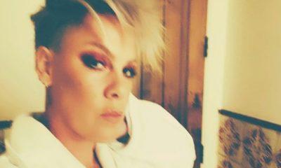 Pink lançará música que revela seu medo do coronavírus