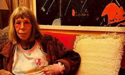 Rita Lee é diagnosticada com tumor no pulmão