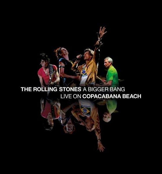 Rolling Stones lança EP com mega concerto no Rio em 2006