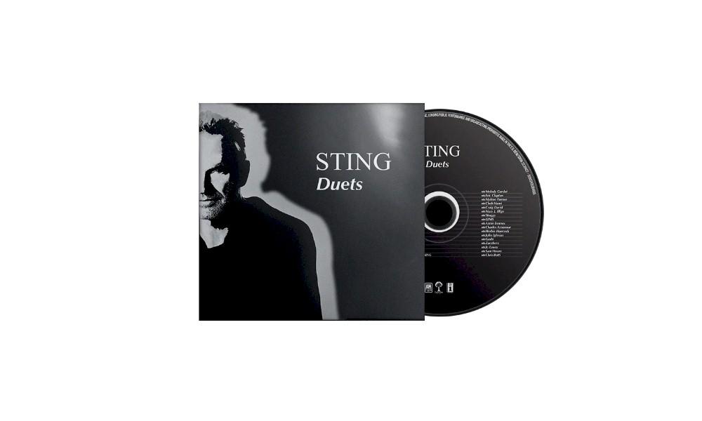 """Sting: álbum """"Duets"""" chega ao Brasil em versão física"""