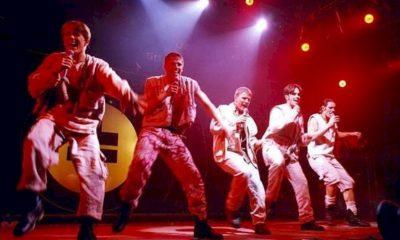 Show do Take That no Reino Unido vai ao ar na TV paga