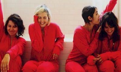 "Warpaint apresenta o novo single ""Lilys"""