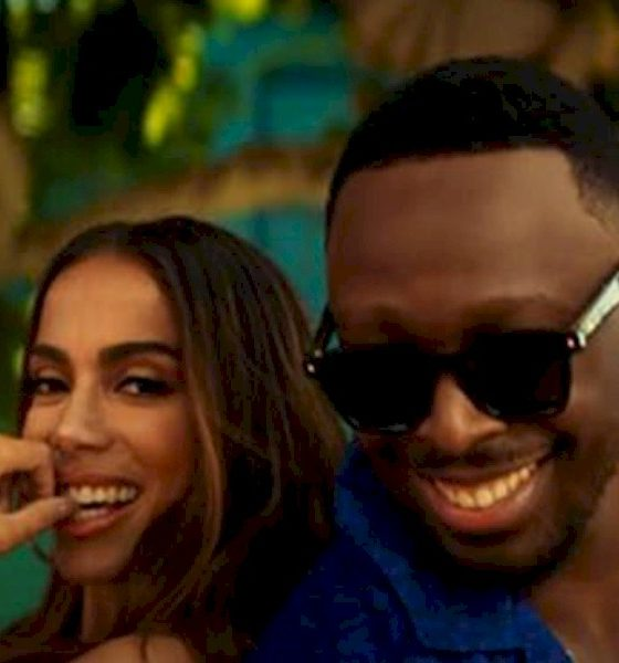 """Anitta: hit """"Mon Soleil"""" com Dadju ganha clipe oficial. Assista"""